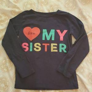 Carter's Girls Sister Top 5
